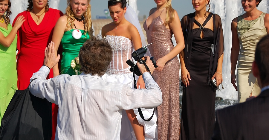 Wedding Photographer Calls Shots Like She Sees Them