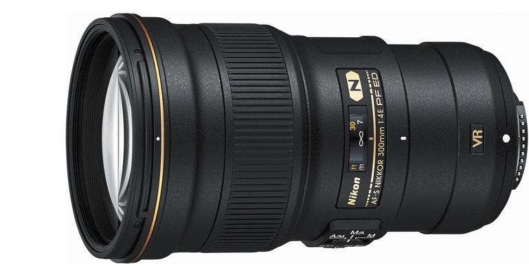 Nikons Newest Lens