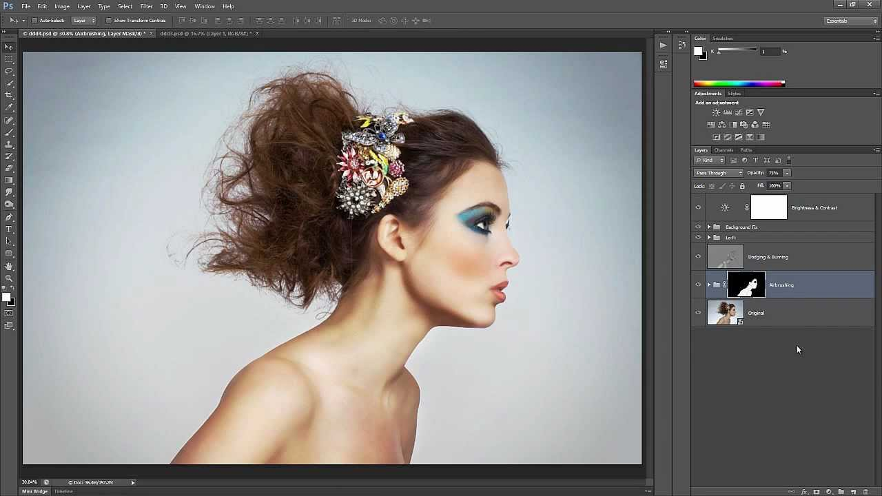 Top 5 Secrets To Retouching Portraits Perfectly AND Fast