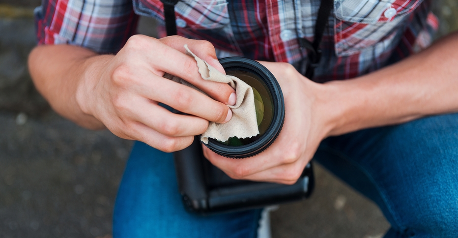 The Worst, Most Excruciating Mistake You Can Make While Cleaning Your Camera