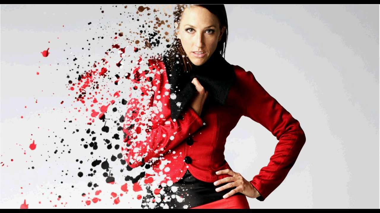 How To Create A Quick And Easy Splatter/Dispersion Effect ...