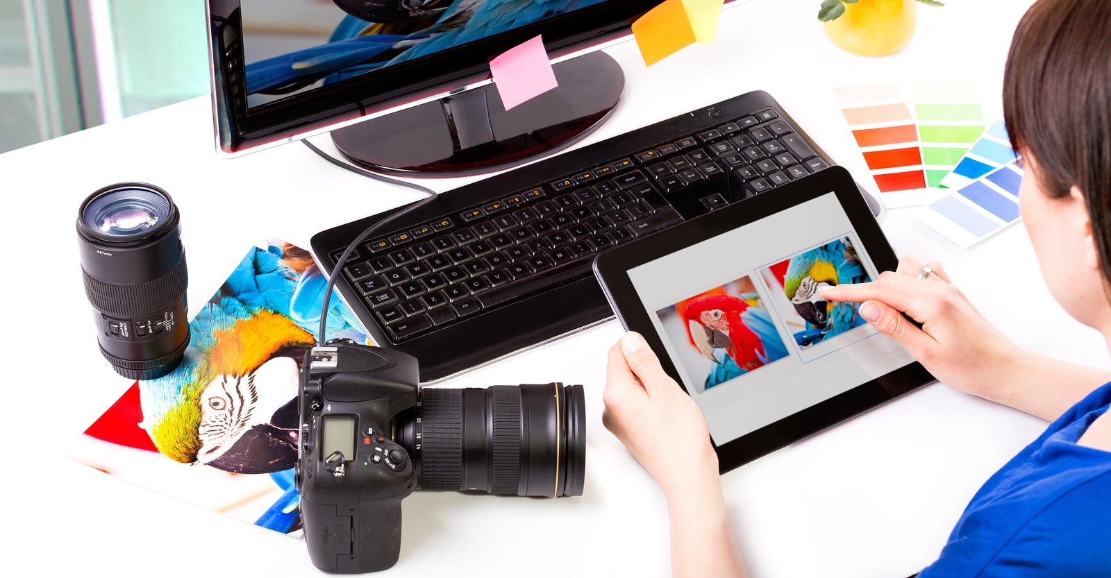 Improve The Sharpness Of Your Photos On Your Facebook Page