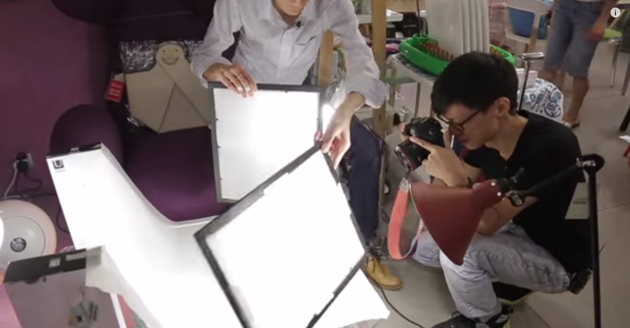 5 Lighting Setups You Can Create With Common Household Items
