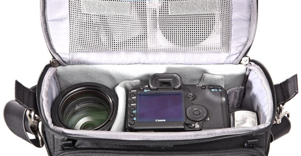 This Bag Will Make Carrying Your Camera Gear Feel Like A Walk In The Park
