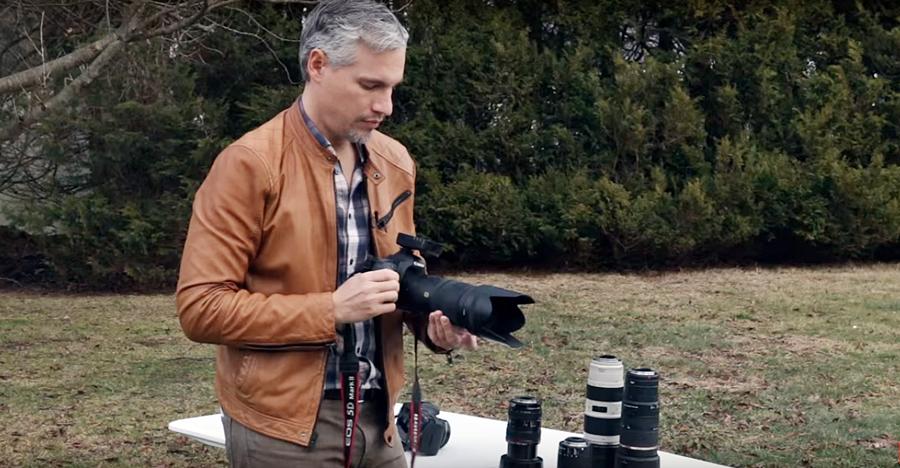 Canon vs Tamron vs Sigma 70-200mm F2.8 Lens Shootout