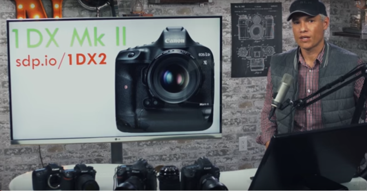 Canon 1DX Mark II - A Brutally Honest Quick Review