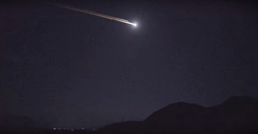 Astrophotographer Witnesses An Extremely Rare Sight In The Night Sky