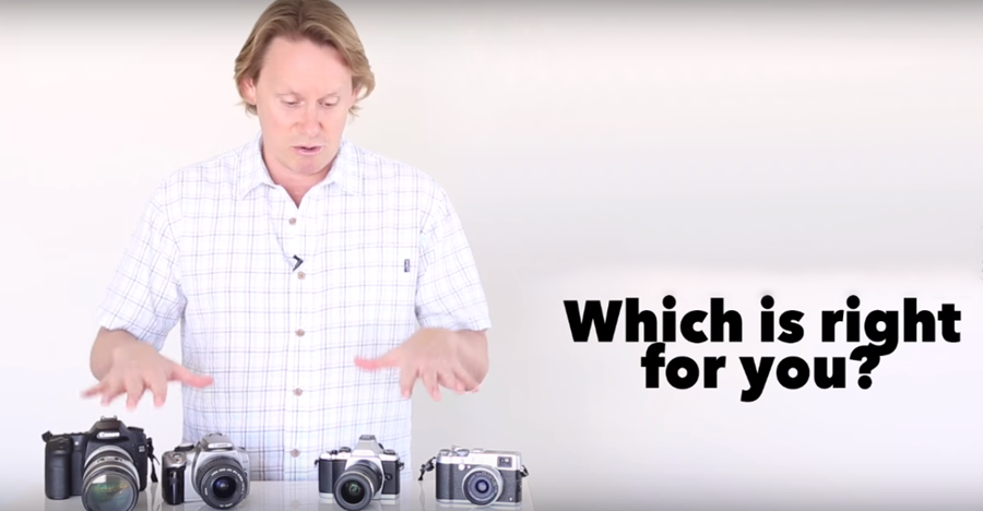 How To Get A Lot Of Bang For Your Buck - Choose The Right Camera For YOU