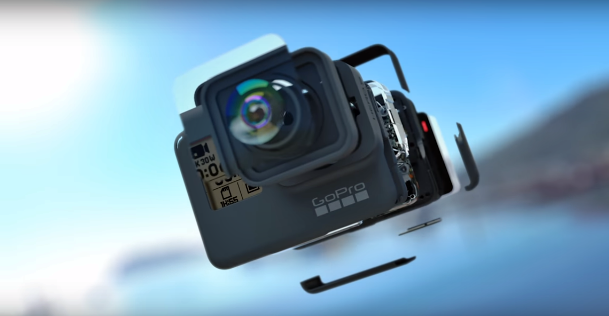 The New GoPro Hero5 Black Is Prepared For Everything