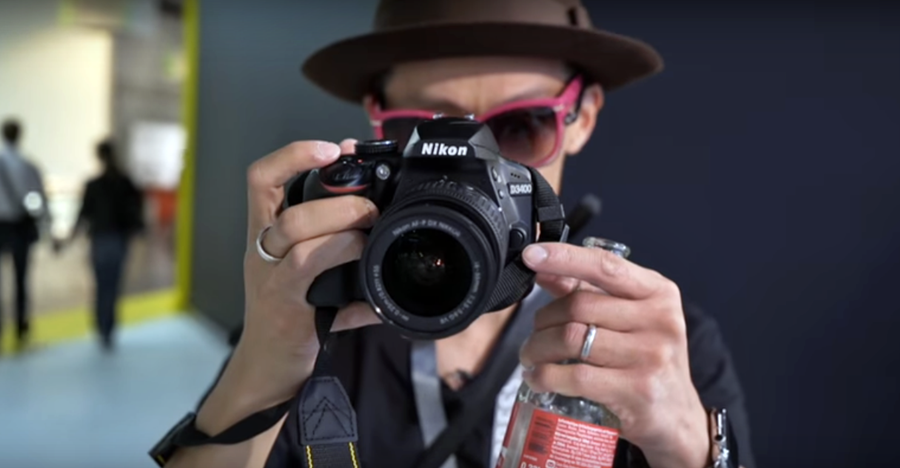 The Funniest Nikon D3400 Review You've Seen (+ KeyMission 360)