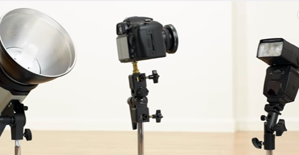 Simple Solutions To Get Rid Of Bulky Light Stands In Your (Home) Studio!